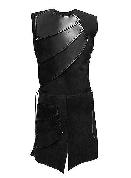 Amazon.com: COSFLY - Chaleco de estilo medieval victoriano ...