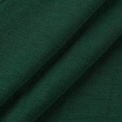 Supérieur De Haut Débardeur Bikini Coton Tube Triangle gorge Haut Brassière Femmes Vemow Brassière Robe Femmes Sequin Drôles Soutien Vert Robe Ouaté Étranger Tube Crochet Haut De Culture Haut w7nS1Uq
