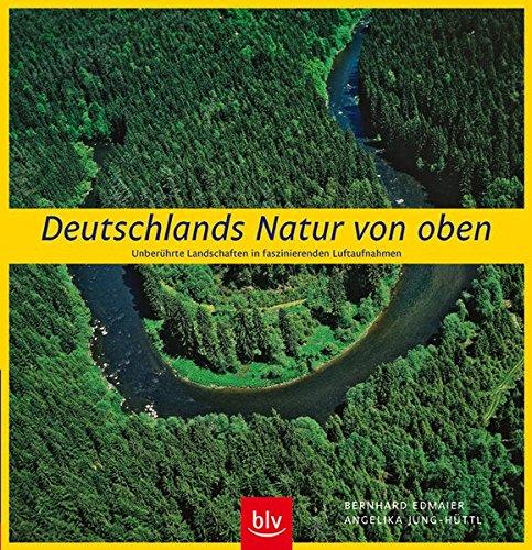 Deutschlands Natur von oben: Unberührte Landschaften in faszinierenden Luftaufnahmen