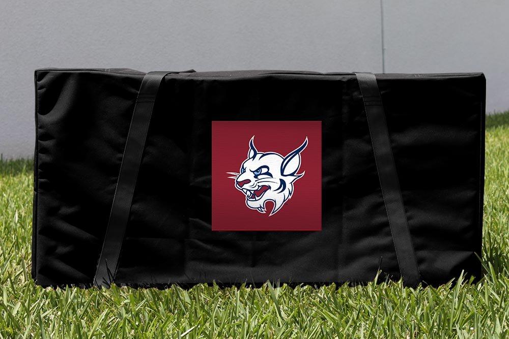 聖トマス大学Stu Bobcats Bobcats 聖トマス大学Stu Cornhole Carryingケース Carryingケース B00L2CU7O4, 京都ー市やま:e51333af --- sharoshka.org