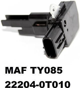 2011 TOYOTA CAMRY VENZA AIR FLOW METER SENSOR 22204-0H010 OEM 08 09 10 11