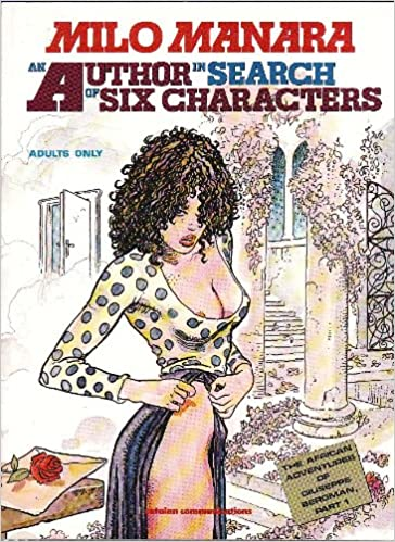 An Author in Search of Six Characters (Adventures of Giuseppe Bergman)