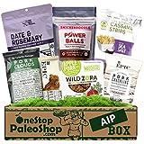 OneStopPaleoShop - AIP Snacks Box - Epic, Artisan Tropic, Power Balls, Wild Zora, and More!