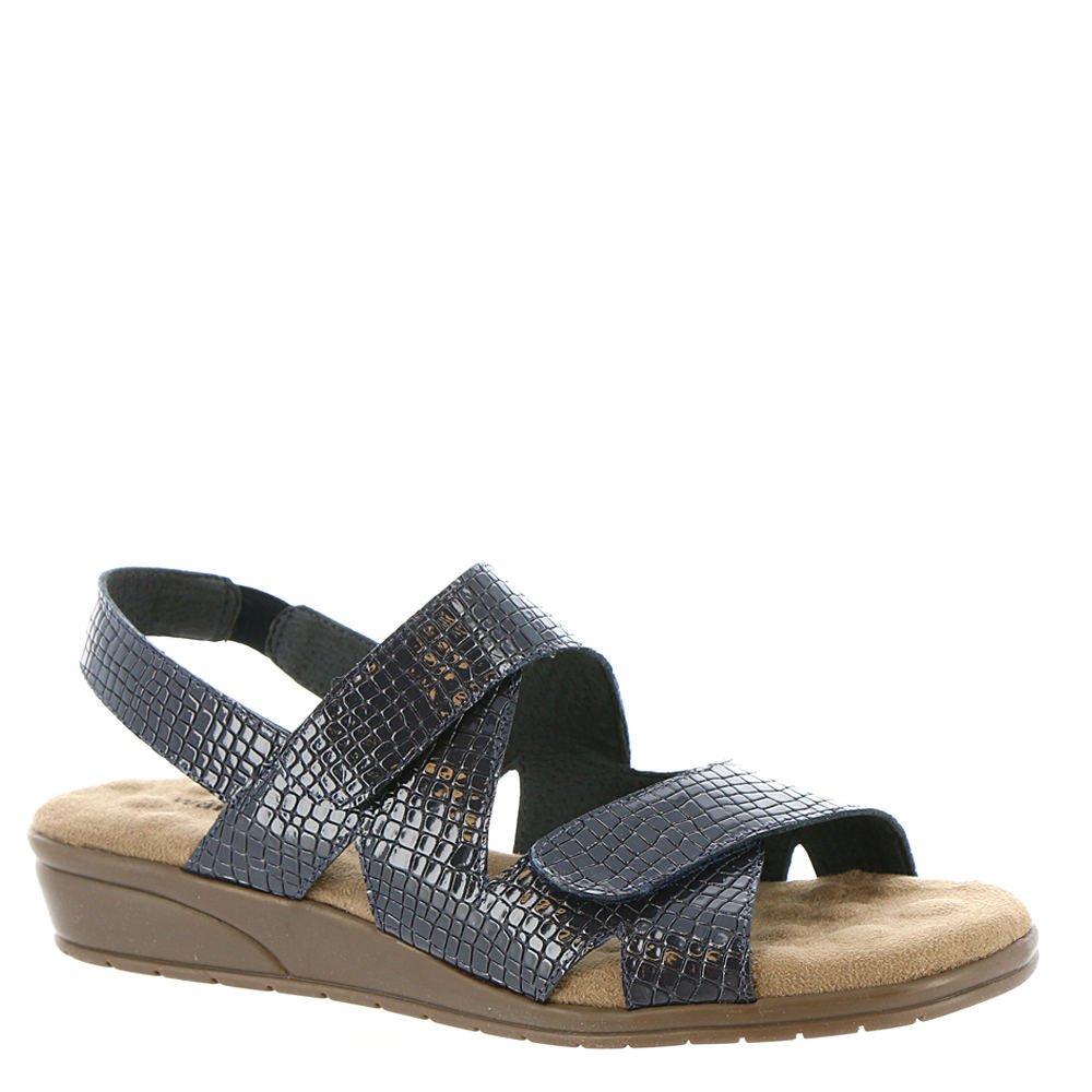 Walking Cradles Orwell Women's Sandal B06X99J6WZ 6.5 B(M) US|Blue-alligator