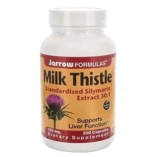 Jarrow Formulas Milk Thistle 200 Veggie Capsules