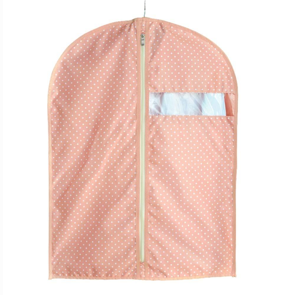 Huifang Vakuum-Platzsparer QFFL Clothes Clothes Clothes Bag Staubschutz, Haushalt Pelzmantel Staubschutz Breathable Hanging Storage Bag Schutztasche (Farbe   F, größe   60  120cm) B07KWR556J Vakuum-Platzsparer 08c1d2