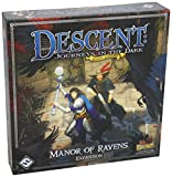 Descent Second Edition: Manor of Ravens
