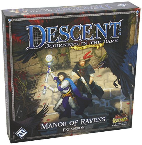 Descent: Journeys in the Dark 2nd Edition - Manor of Ravens Expansion - Noble Mini Blind