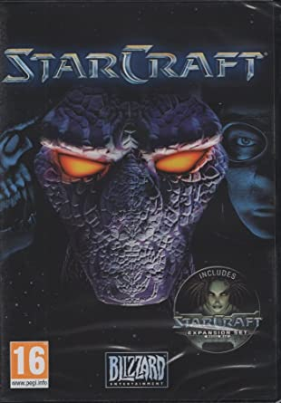 Amazon com: Starcraft with Brood War Expansion Pack: Video Games