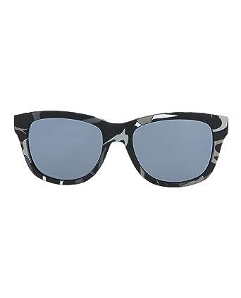 Amazon.com: Mcqueen MQ 0012s 002 cuadrado anteojos de sol ...
