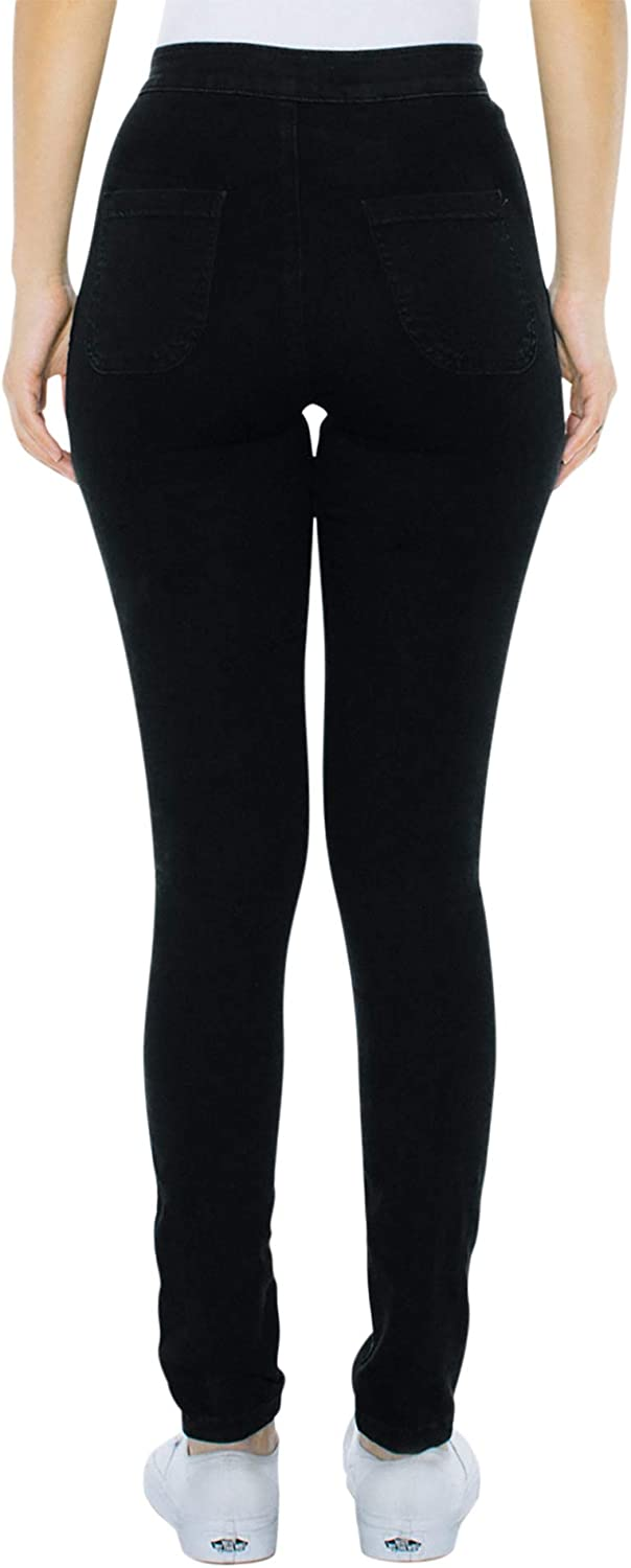American Apparel Womens The Easy Jean