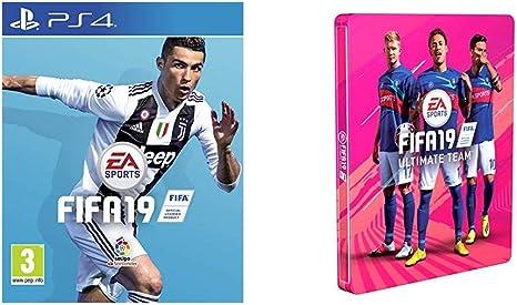 FIFA 19 – Edición Estándar + Steelbook (Edición Exclusiva Amazon ...