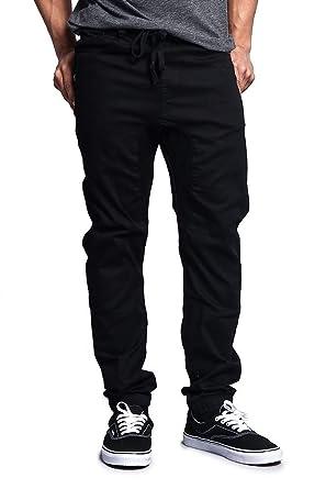 ceefcb825f70f2 Victorious Mens Twill Jogger Pants at Amazon Men's Clothing store: