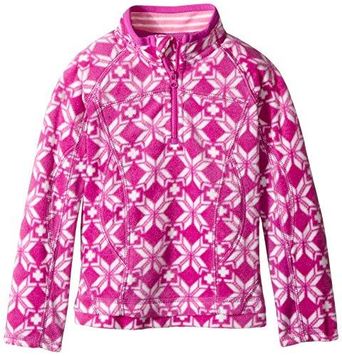 Hatley Girls Mock Fleece Jacket