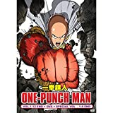 One-Punch Man (TV 1 - 12 End + OVA + Special) (4 Discs) (DVD, Region All) English Subtitles Japanese Anime