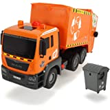 "Dickie Toys 21"" Air Pump Action Garbage Truck Vehicle"