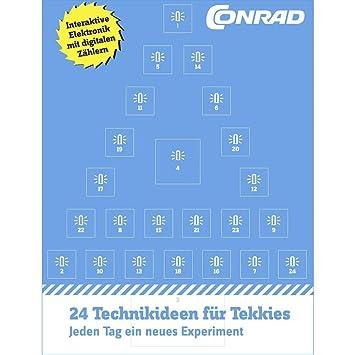 CONRAD ADVENTSKALENDER: Amazon.de: Elektronik