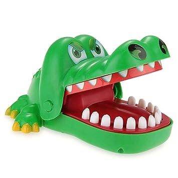 Krokodil Biss Finger Ziehen Zähne Spiel Kinder Spielzeug Geschenk ...