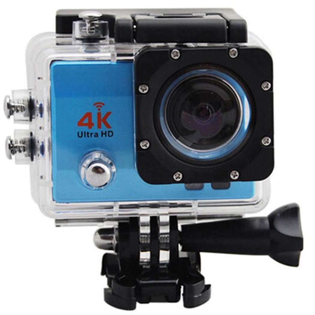 servicio considerado GGPUS Cámara de acción acción acción cámara submarina CAM WiFi 1080P Full HD 12MP Impermeable 30M 2 LCD 170 Grados cámara de Deportes de Gran Angular  al precio mas bajo