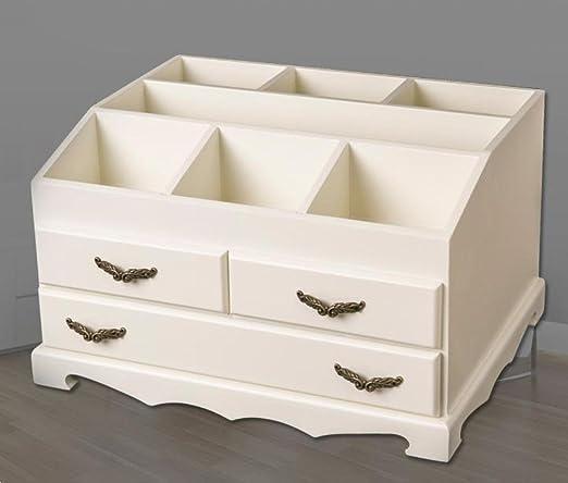 QJONKE woodenboutique sous-grille caja joyero mesa con cajón ...