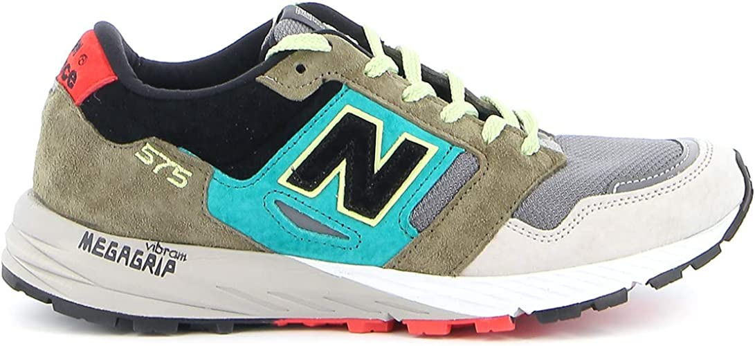 New Balance MTL575ST, Trail Running Shoe Mens, Multicolor: Amazon ...