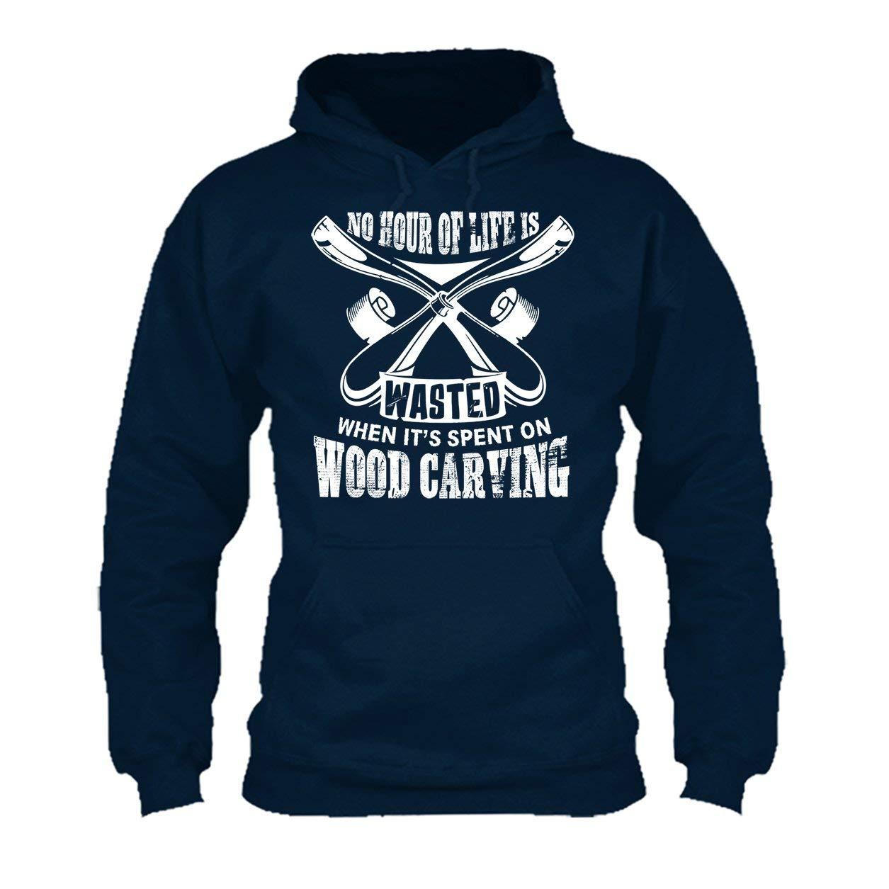 Hoodies Its Spent On Wood Carving Tee Shirt Shirt