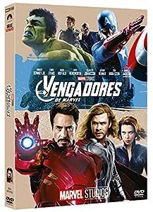 Los Vengadores - Edición Coleccionista [DVD]: Amazon.es: Robert ...