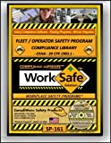 SP-161 - FLEET - VEHICLE - DRIVING - OPERATIONS SAFETY COMPLIANCE LIBRARY (GENERAL INDUSTRY & CONSTRUCTION) – OSHA - 29CFR1903.1 - UPC - 639737375480
