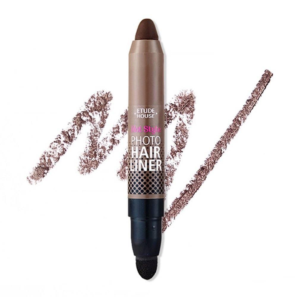 Etude House Hot Style Photo Hair Liner 2.7g (#01 Dark Brown)