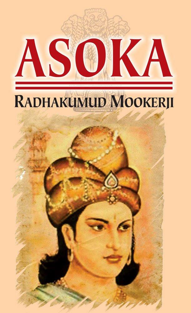 Mookerji Asoka cover art