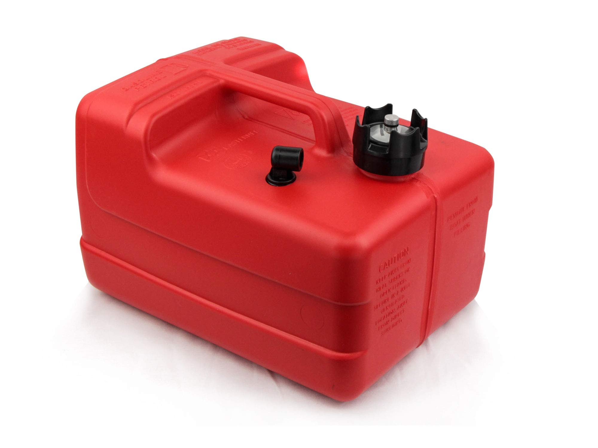 Five Oceans 3 Gallon Portable Fuel Tank Low-Permeation w/Gauge FO-4129