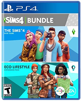 The Sims 4 Eco Lifestyle Bundle for PlayStation 4 USA: Amazon.es: Electronic Arts, EA: Cine y Series TV