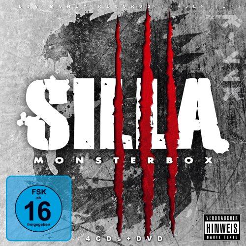 Silla: Monsterbox (inkl. dem Album Wiederbelebt) (Audio CD)