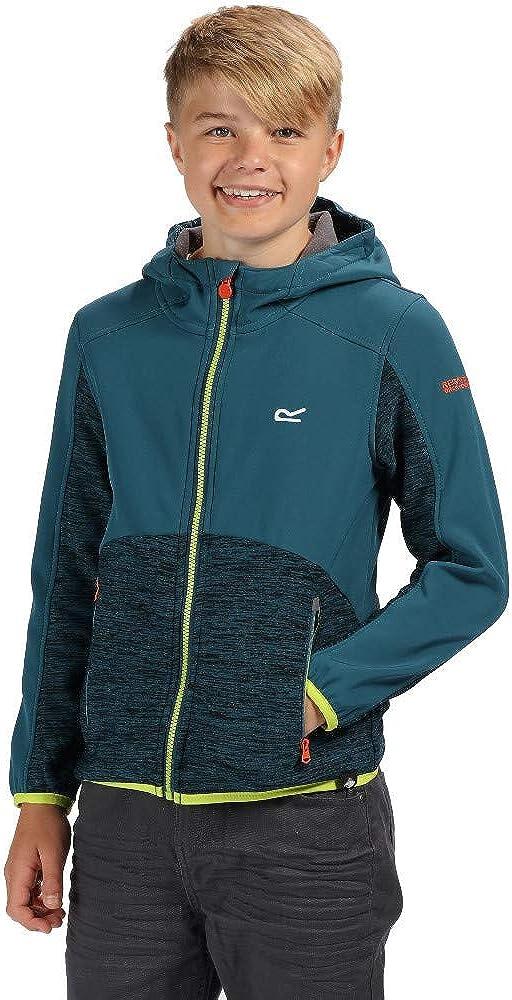 Regatta Bracknell Jacket Girls dark cerise//dark cerise 2019 winter jacket