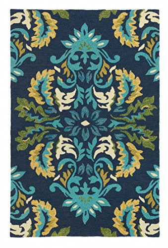 Price comparison product image Company C Margie Synthetic Accent Rug, 8' x 10' , Ultramarine