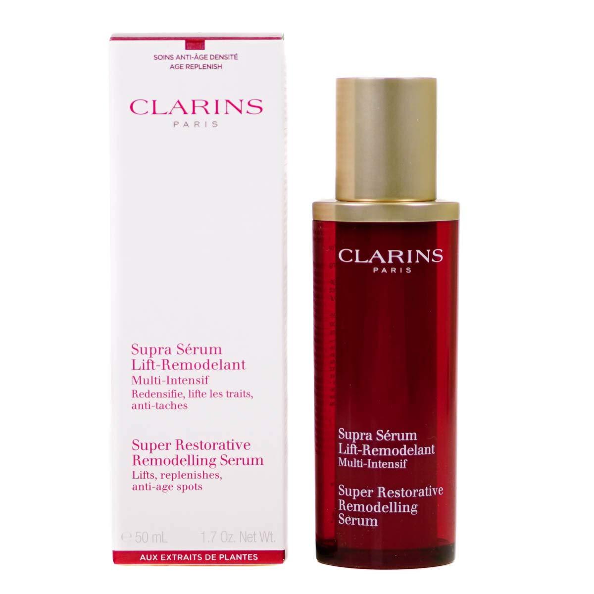 Clarins Multi Intensiv Serum Hohe Anforderung Supra 50 Ml Amazon De Beauty