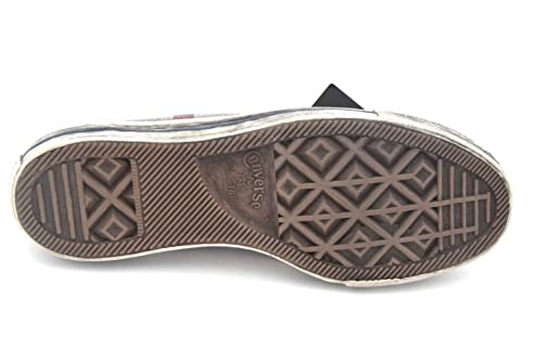 8590e4b772f2 Converse Man Casual Sneaker Shoes Canvas Code 1C533 All Star 0X Canvas LTD  40 EU -