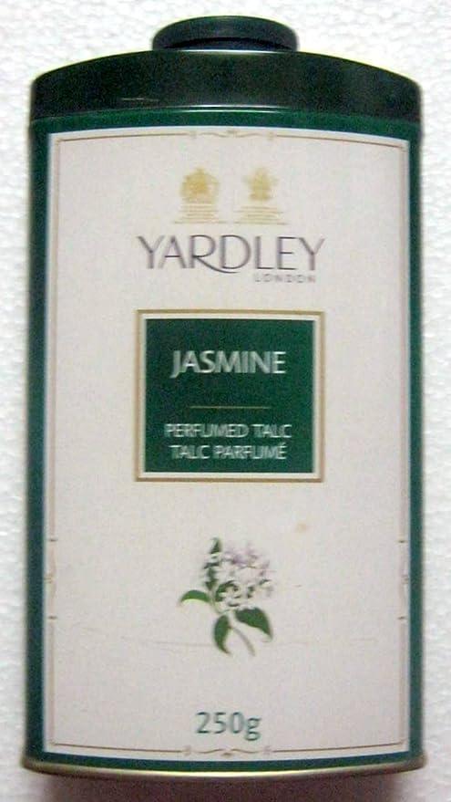 Yardley Londres jazmín perfumado Talco – 250 g.