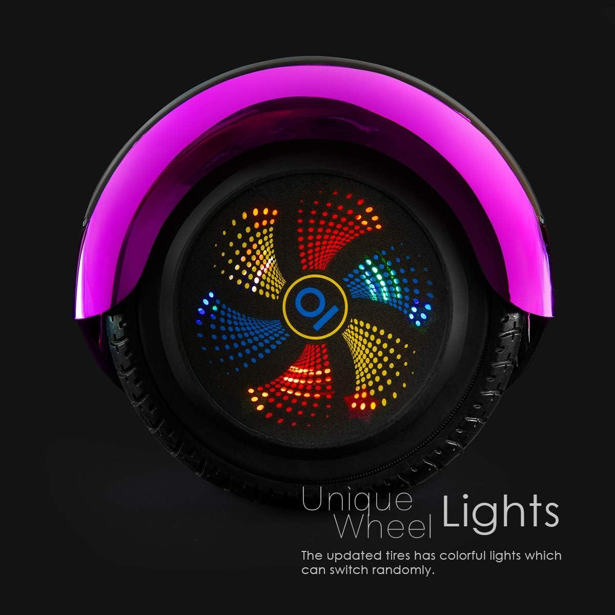 w//Wireless Speaker UL2272 Certified XPRIT 6.5 Self Balancing Hoverboard