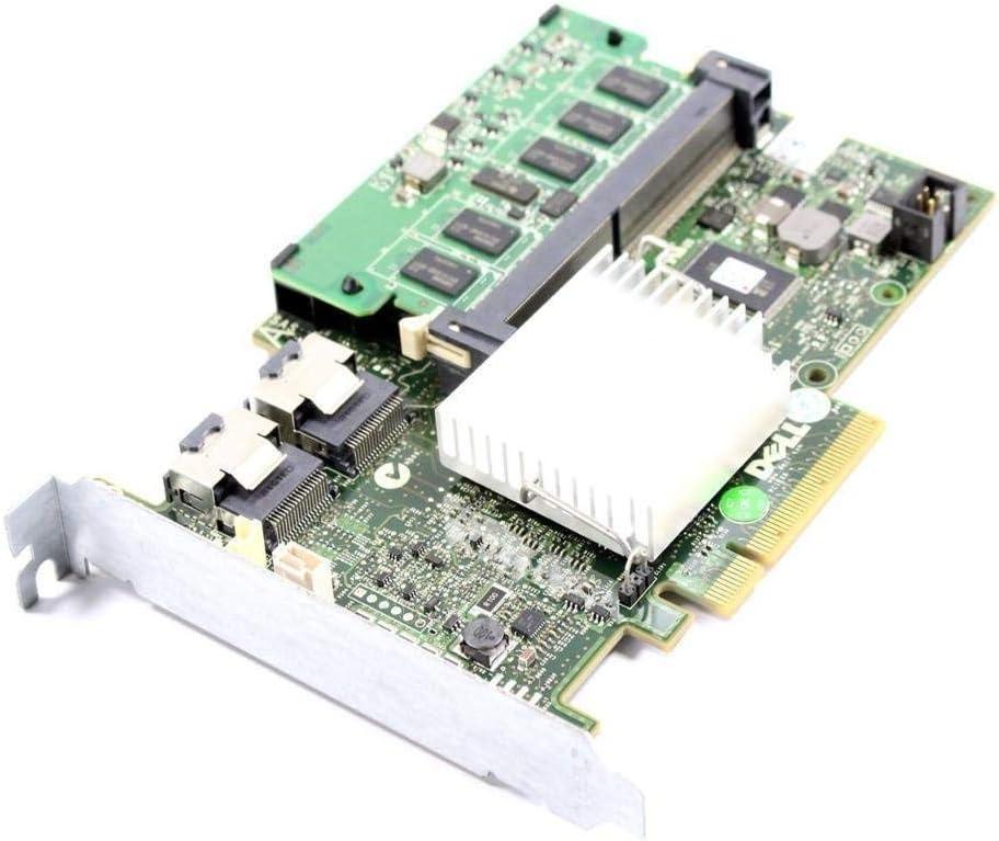 DELL POWEREDGE T410 SERVER  PERC H700 1GB W// CABLES