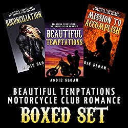 Beautiful Temptations [Motorcycle Club Romance Boxed Set]