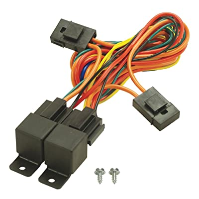 Derale 16765 Electric Fan Dual Relay Wire Harness: Automotive