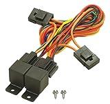 Derale 16765 Electric Fan Dual Relay Wire Harness