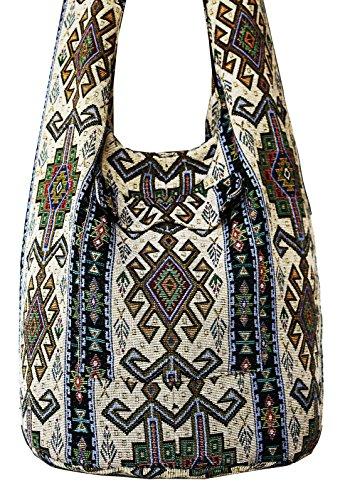 Boho Shoulder Sling Bag Pattern - 4