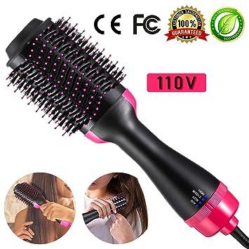Amazon.com: Cepillo para secador de pelo, un paso, 4 en 1 ...