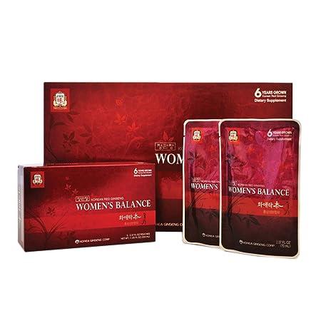 KGC Ginseng Women S Balance, 30 Count
