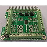 Alchemy Power Inc. Pi-16ADC. 16 channel, 16 bit Analog to Digital Converter (ADC) for Raspberry Pi