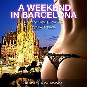 A Weekend in Barcelona Audiobook