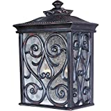 Maxim Newbury VX 2-Light Outdoor Wall Lantern Bronze - 40127CDOB supplier_id_shop_freely ,ket200131425990915