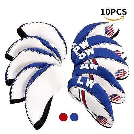 Amazon.com: 10 fundas protectoras para cabezas de palos de ...